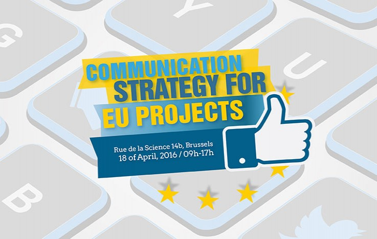 Apply for the course:Communication and Social Media Strategies for EU Projects